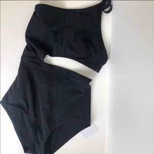 flagpole Swim - NWT Flagpole Ali Cutout One Piece Swimsuit